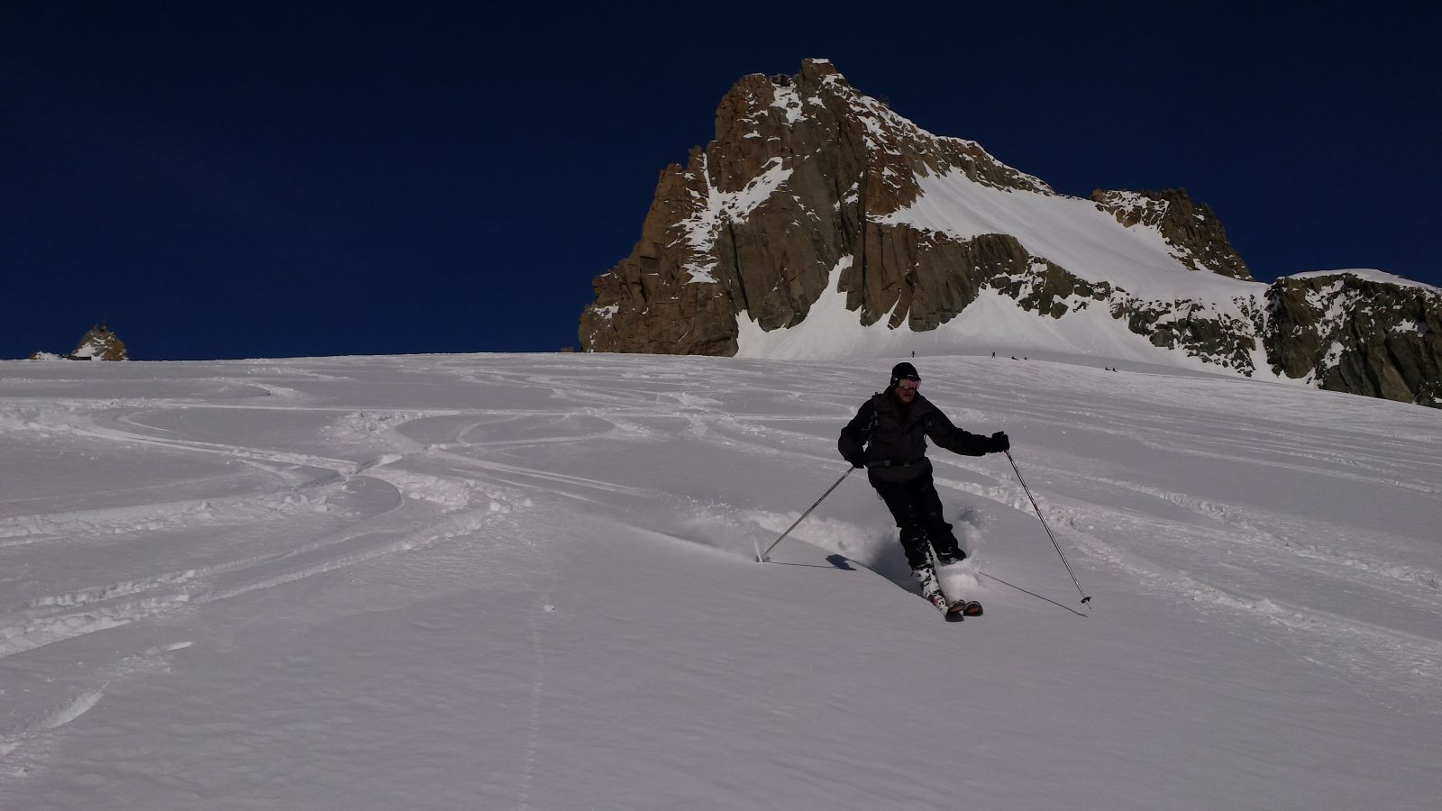 vallee blache guide chamonix ski