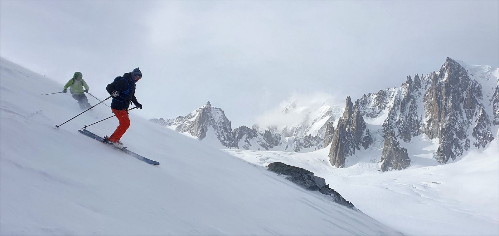 vallee blanche mountain guide
