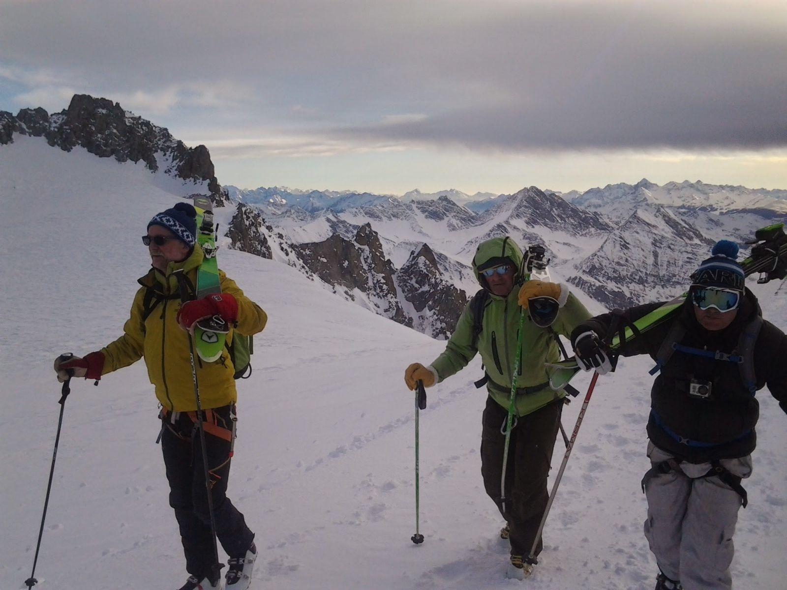 chamonix ski guide vallee blanche