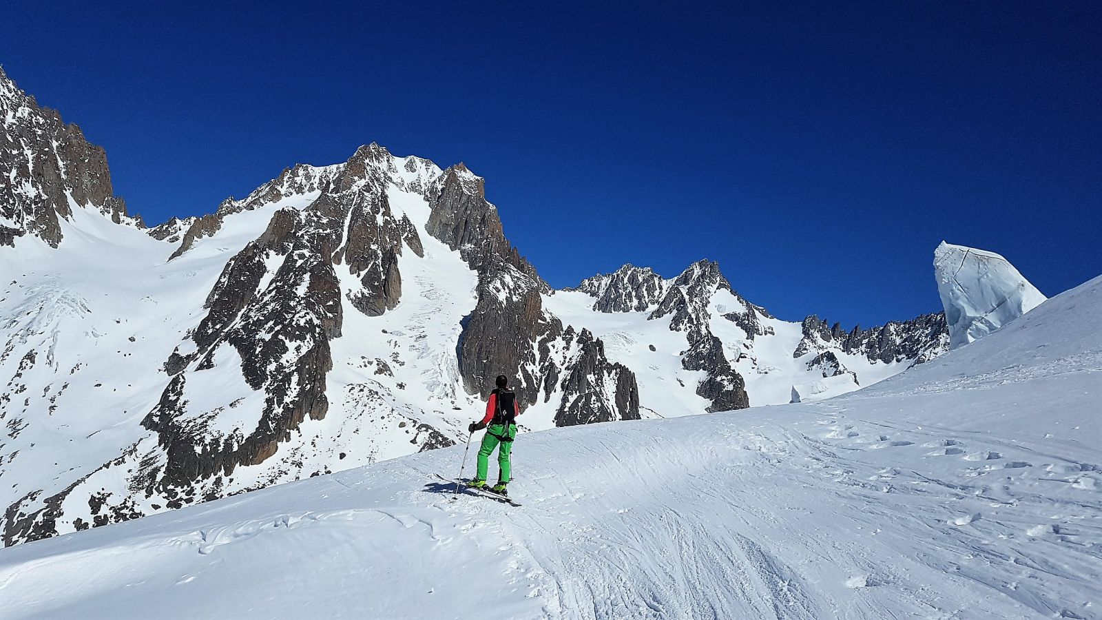 grands montets guide