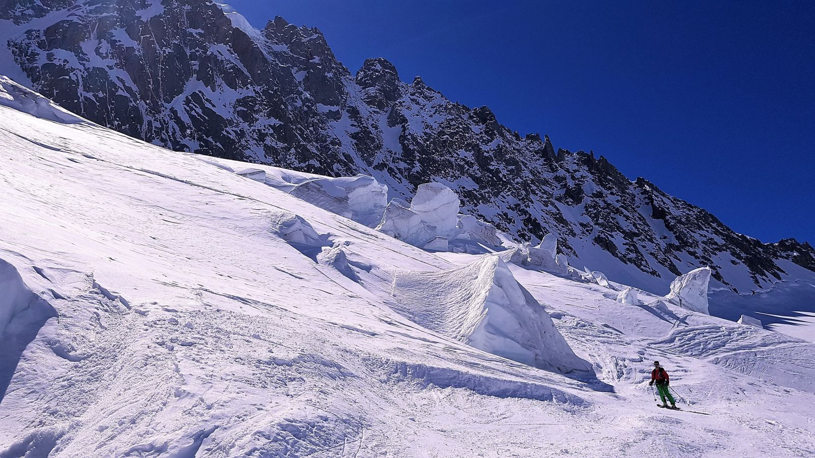 grands montets ski guide