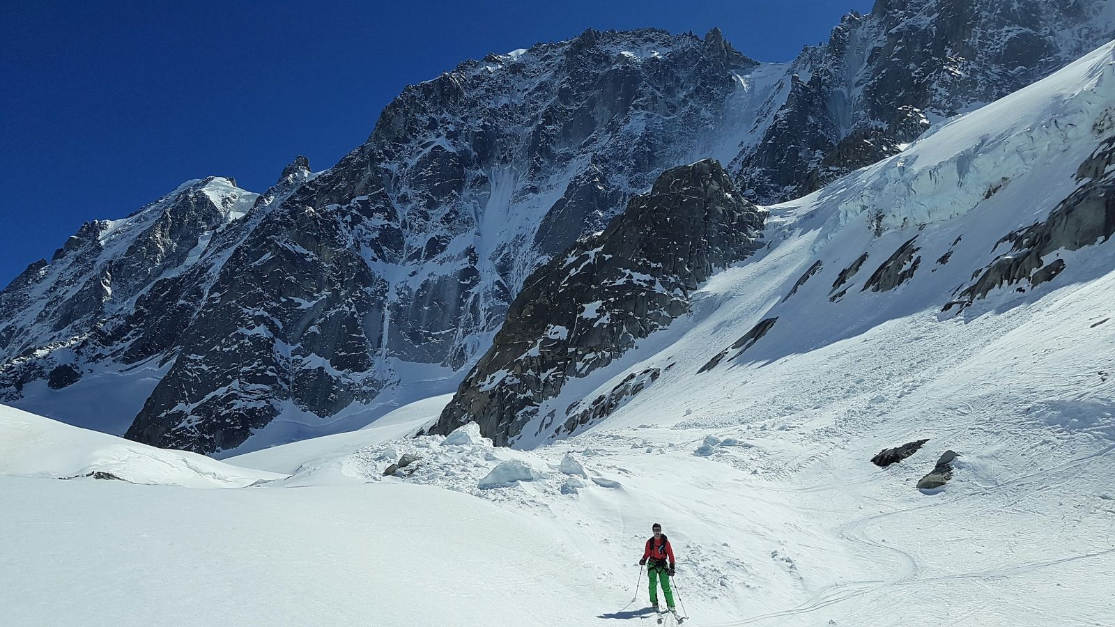 chamonix guide freeride