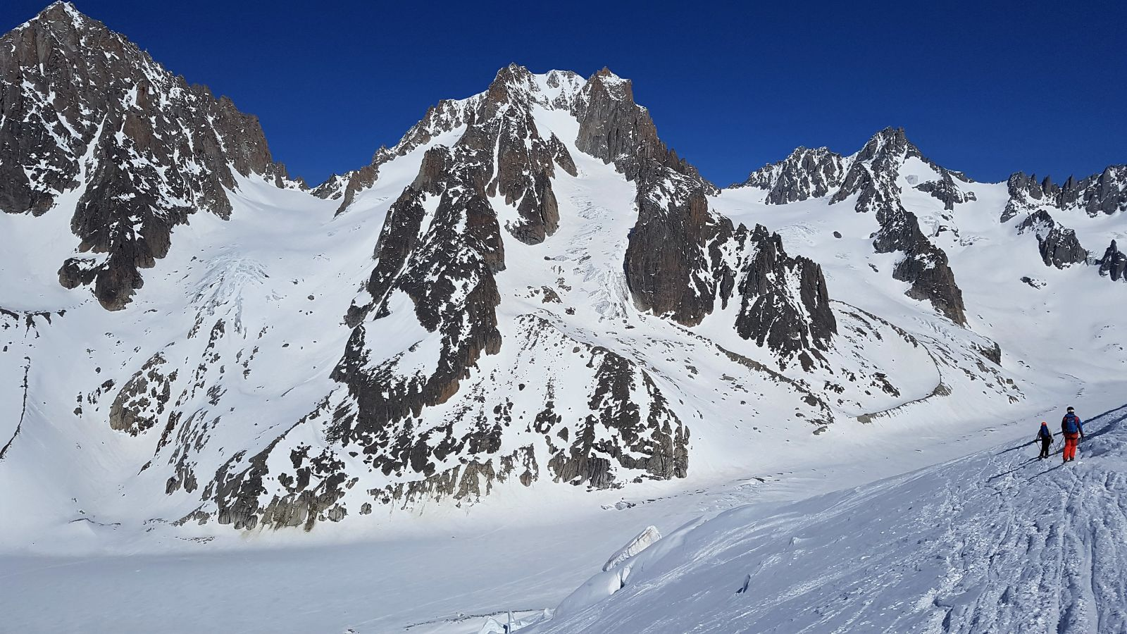 grands montets freeride