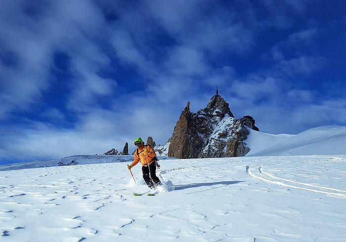 vallee blanche guide