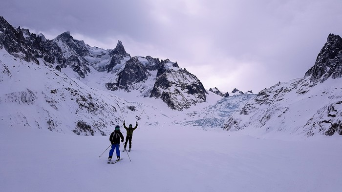 vallee blanche guide montagne