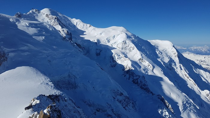 Mont Blanc guide