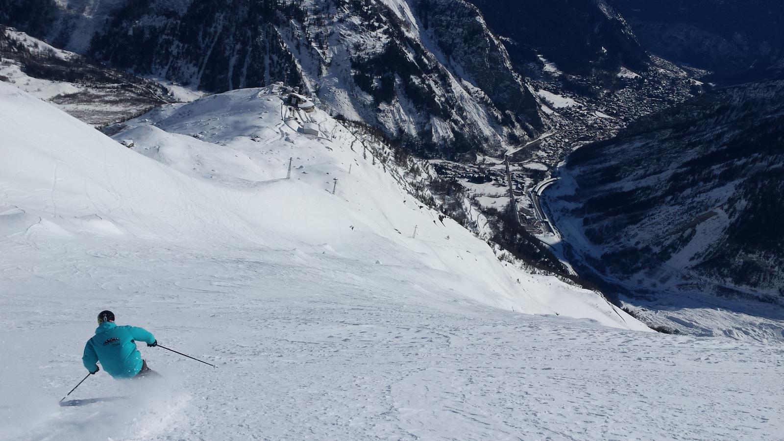 guide vallée blanche