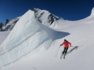 vallee blanche guide valley ski chamonix