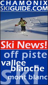 chamonix ski guide vallee blanche off piste skiing snowboarding