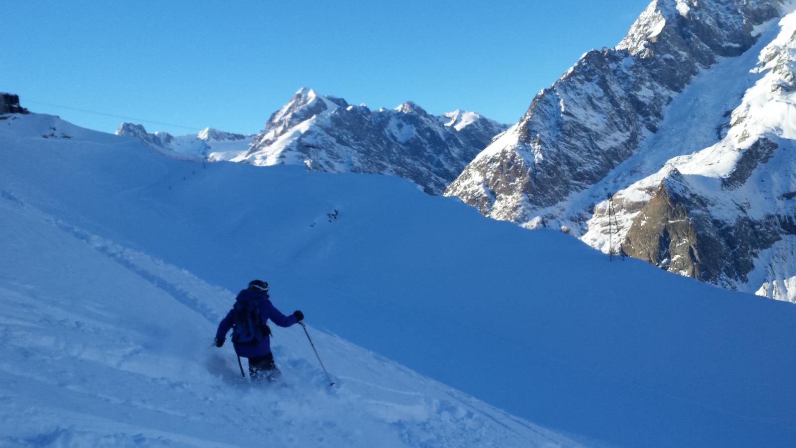 chamonix ski guide