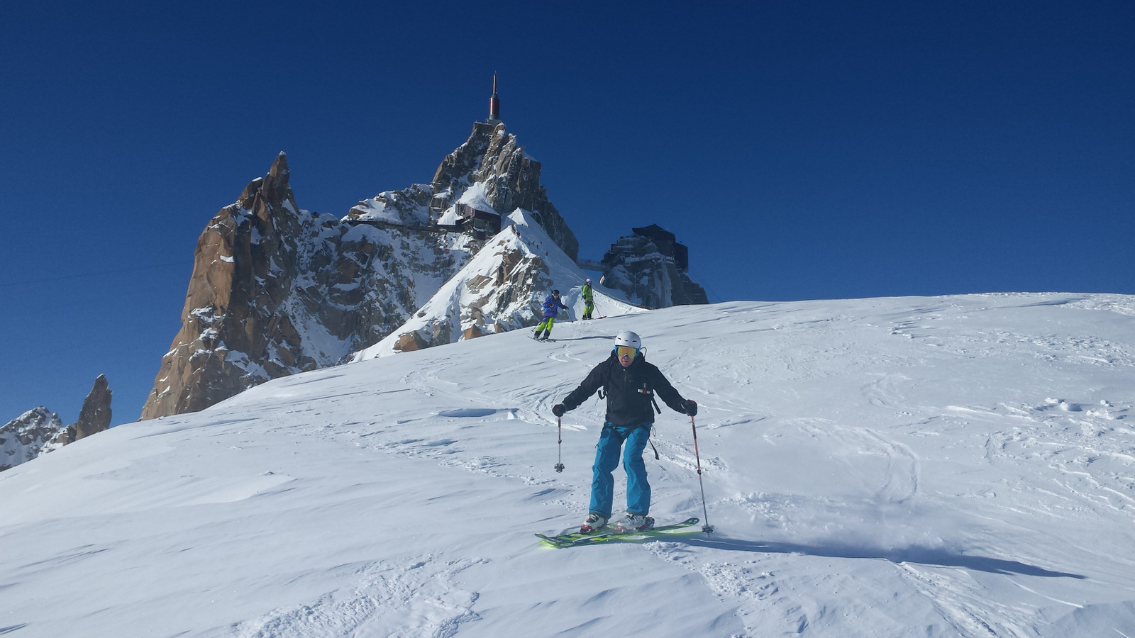 guide vallee blanche
